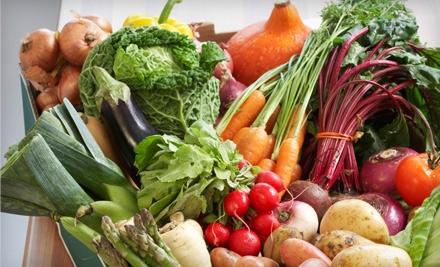 $31.50 Groupon to Farm Fresh To You - Farm Fresh To You in
