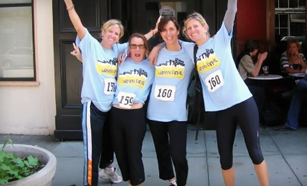 Urban Dare Adventure Race on Sat., Oct. 15 at 12PM - Urban Dare Adventure Race in Nashville