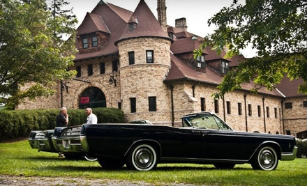 Green Day Car Show on Mon., Oct. 10: Admission for 4 (up to a $40 value) - Larz Anderson Auto Museum in Brookline