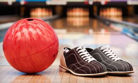Bowling Package for 1 Includes 2 Games of Bowling (up to a $14 value) and Shoe Rental for One (a $4 value) - Astoria Bowl in Astoria