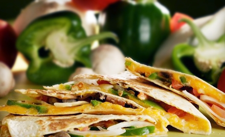 Appetizers and Drinks for Two (up to a $37 value) - Wow Cafe and Wingery in Mount Juliet