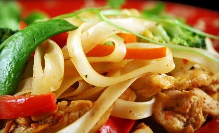 $40 Groupon for Thai Cuisine  - Tom Yum Koong in Newton