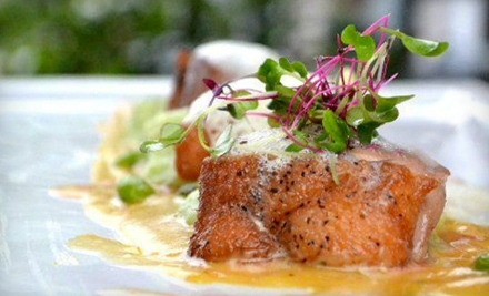 $50 Groupon for French-Inspired Dinner  - Zapp Brasserie in Cohasset