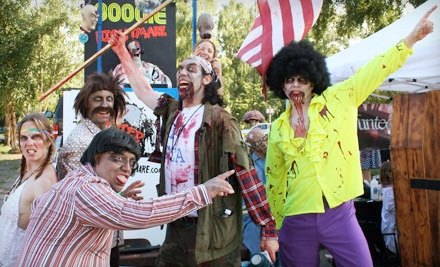 Haunted Nightmare Seattle: 3-D Black-Light Haunted Attraction on Fri., Oct. 7 - Haunted Nightmare Seattle in Bothell