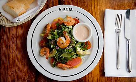 Dinner for 2 (up to an $80 total value) - Aixois in Kansas City