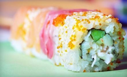 $50 Groupon to Sushi Hirosuke - Sushi Hirosuke in Encino