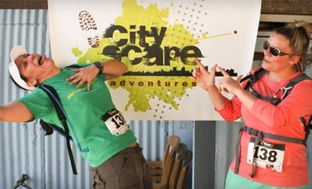 CityScape Adventure Race on Sunday, Oct. 23 at 11AM - CityScape Adventure Race in San Antonio
