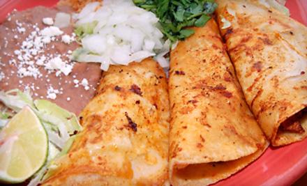 El Salvador S Mexican Restaurant Salem Oregon