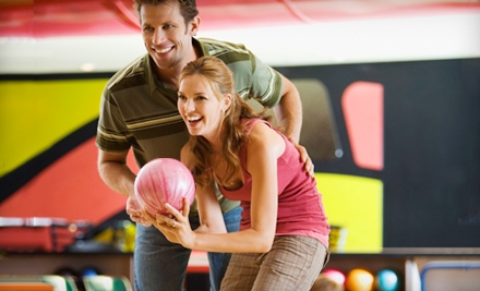 Candlepin-Bowling Night for 2 (up to a $32 value) - 1-7-10 Bowling & Entertainment Center & Good Times Lanes in Augusta