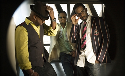 Boyz II Men at Union County Performing Arts Center on Sat., Oct. 15 at 8PM: Mezzanine Seating - Boyz II Men in Rahway