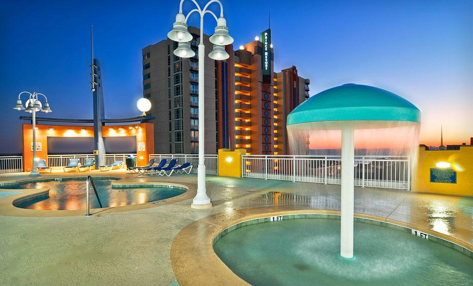 Pool Halls In Myrtle Beach