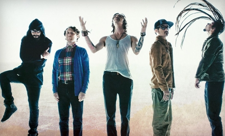 Ticketmaster: Incubus at Raley Field on Tues., Oct. 11 at 7PM: Reserve Bowl Seating - Incubus in West Sacramento