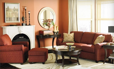 $100 Groupon - Abbeys Home Furnishings in Georgetown