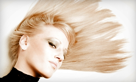 1 Brazilian Blowout and 1 Glass Of Champagne (a $300 value) - Fresh (Denver) in Denver