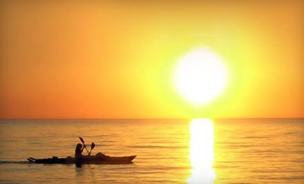 $50 Groupon to Hike Bike Kayak Sports - Hike Bike Kayak Sports in San Diego