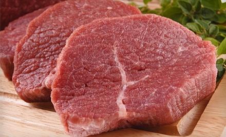 $30 Worth of Fresh-Cut Meats - Yore Meat Market in Brooklyn