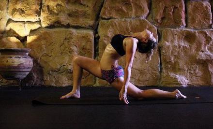 5 Yoga Classes (an $85 value) - Anuttara Yoga Shala in Deerfield Beach