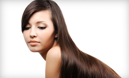 1-Hour Express Keratin Complex Smoothing Treatment (a $150 value) - Shear Illusion in Gilbert