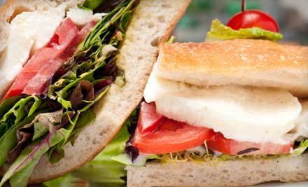Lunch for 2 (up to a $32.96 value) - Stonyfield Cafe in Falmouth