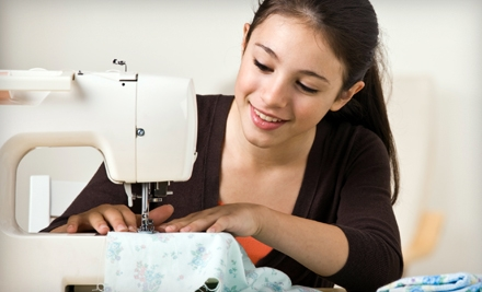 $40 Groupon to The Sewing Machine Shop - The Sewing Machine Shop in Walnut Creek