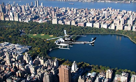 Deluxe Helicopter Tour for 1 (a $220 value) - Manhattan Helicopters in Manhattan