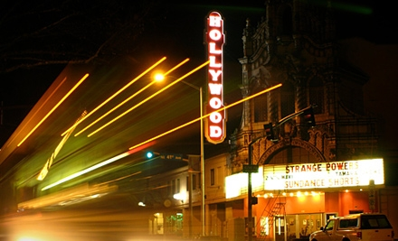 Hollywood Theatre: Movie Outing Plus Refreshments for 2 (up to a $28 value) - Hollywood Theatre in Portland
