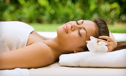 European Facial and 1-Hour Massage (a $160 Value) - Amber Spa in Chicago