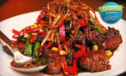 Dinner for 2 (a $76 value) - Red Pearl Kitchen in San Diego