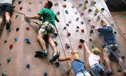Climbing Package for 1 (a $26.46 value) - AZ on the Rocks in Scottsdale