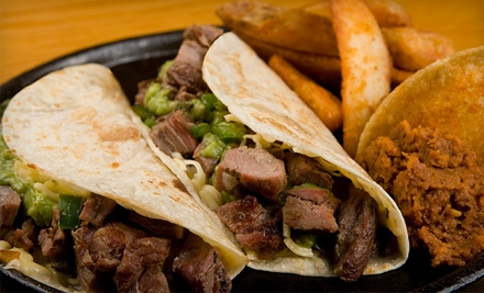 $18 Groupon for Lunch or Sunday Brunch - El Papalote Taco & Grill in San Antonio
