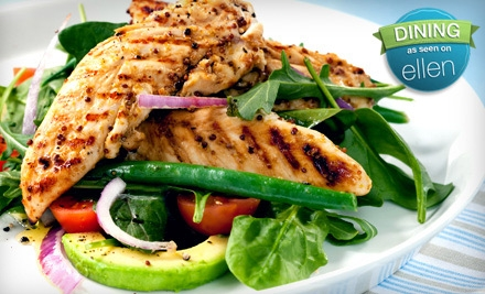 Cafe Jag's: Dinner for 2 (up to a $71 value) - Cafe Jag's in Wakefield