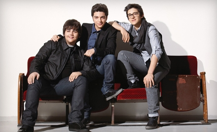 Il Volo at Tower Theatre on Fri., Oct. 21 at 8PM: Orchestra Seating - Il Volo with Special Guest Chloe Flower in Philadelphia