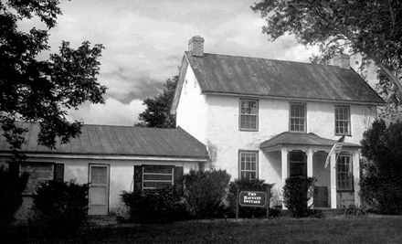 Grand Tour, Workshop, and a Ghost Hunt (a $20 value) - The Haunted Cottage in Harpers Ferry