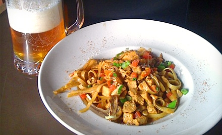 Pub Meal for 2 (up to a $41.98 value) - 75th Street Brewery in Kansas City