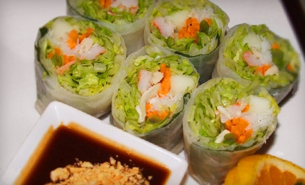 $40 Groupon to Siam First - Siam First in South Weymouth
