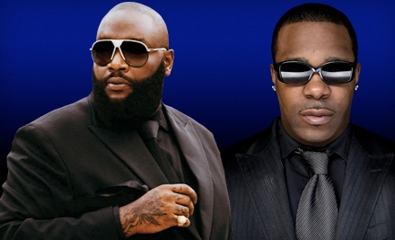Rick Ross, Busta Rhymes, Eric Bellinger, & Jayo Felony at Nokia Theatre on Fri., Jan. 13, 2012, at 8PM - Rick Ross, Busta Rhymes, Eric Bellinger, & Jayo Felony in Los Angeles