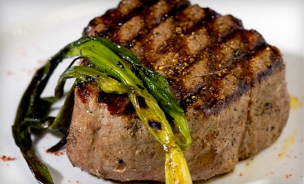 Dinner for 2 (up to a $123 value) - New York Steak House in Brooklyn