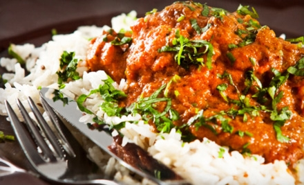 Dinner for 2 (up to a $60 value) - India Tavern in Denver