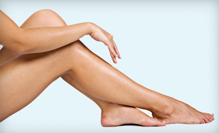 Consultation and 2 Spider-Vein Treatments (up to a $500 value) - Bagardi Laser Center in Brighton