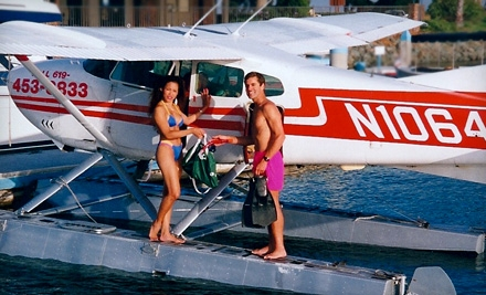 Half-Hour Whale-Watching Flight for 2 (a $520 value) - San Diego Seaplanes in San Diego