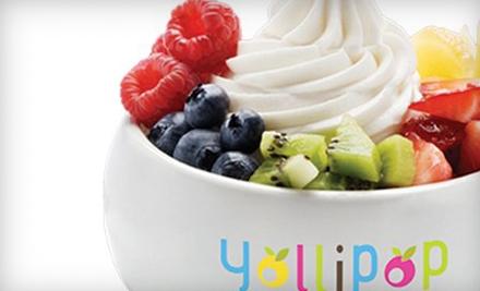 $10 Groupon to Yollipop - Yollipop in Phoenix