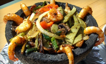 Meal for 2 (up to a $32 value) - Campo Azul Bar & Grill in Round Rock