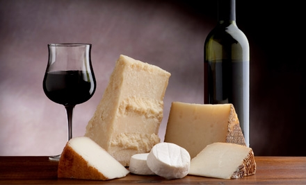 Wine and Cheese Pairing Aroma ID Experience for 1 (a $66 value) - Vintners Cellar of Greater Sacramento in Rancho Cordova