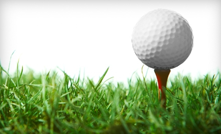 2 Large Buckets of Driving-Range Balls (a $20 value) - Timbercreek Golf Center in Lewisville