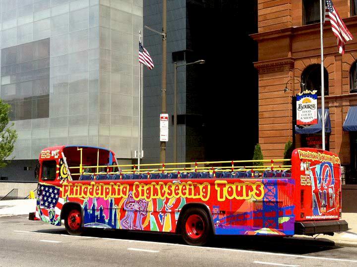 Groupon Philadelphia Sightseeing Tours