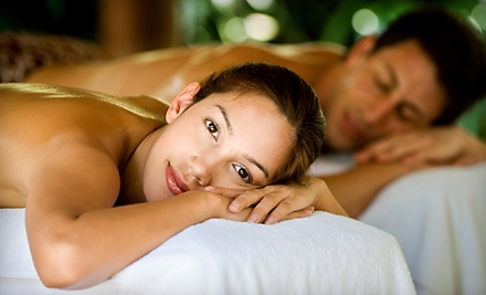 50-Minute Couples Massage (a $140 value) - WorkWell Austin in Austin