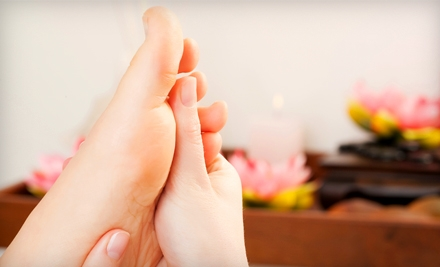 60-Minute Reflexology and Acupressure Massage (a $58 value) - Ace Foot Spa in Gaithersburg