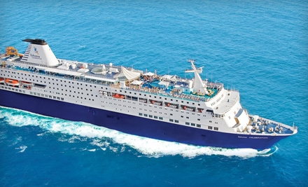 2-Night Cruise and Meals for 2 Passengers (a $630.54 value) - Celebration Cruise Line in West Palm Beach