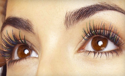 1 Set of Temporary Party-Lash Extensions (a $79 value) - Winx Beautique in West Hollywood