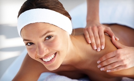 50-Minute Swedish, Deep-Tissue, or Hot-Stone Massage (up to a $100 value) - Julianna & Dane Salon and Spa in Dallas